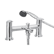 Cascade Arch Bath Shower Mixer Tap