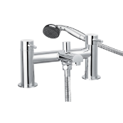 Cascade Sphere Bath Shower Mixer Tap