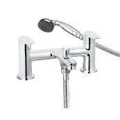 Cascade Compass Bath Shower Mixer Tap