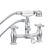 Cascade Penridge Bath Shower Mixer Tap