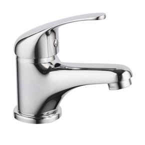 FRESSH C1 BASIN MIXER WITH CLICKER WASTE