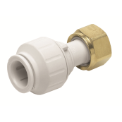 JG Speedfit Tap Connector 22mm x 3/4""