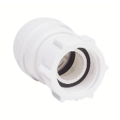 JG Speedfit Hand Tighten Tap Connector 15mm x 3/4""