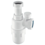 "McAlpine C10AV adjustable/inlet bottle trap 1.1/2"" x 3"""