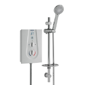 Bristan Glee 9.5KW White Electric Shower
